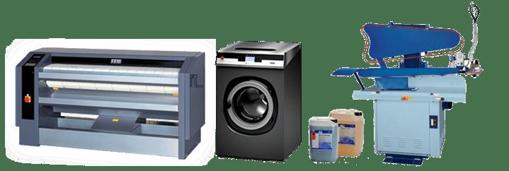 attrezzature lavanderia