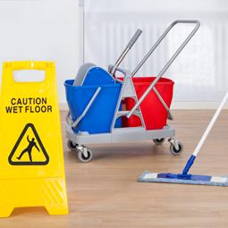 Attrezzature pulizia professionale HP